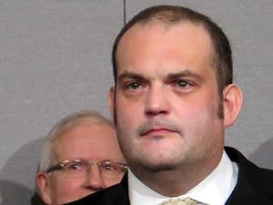 DFL Rep. Dan Schoen sponsored a bill requiring gun sale background checks.
