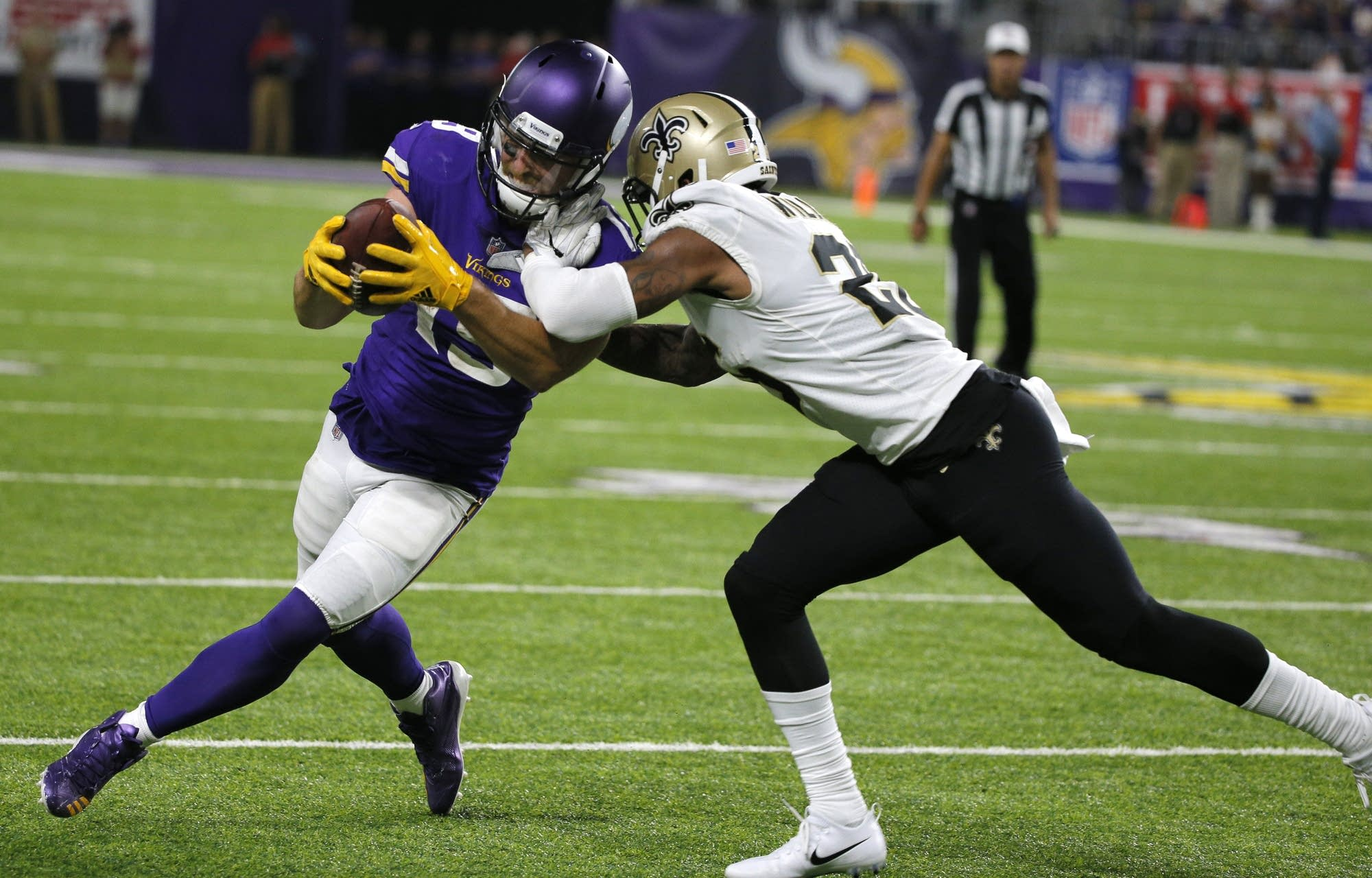 Here's what the Vikings are up against