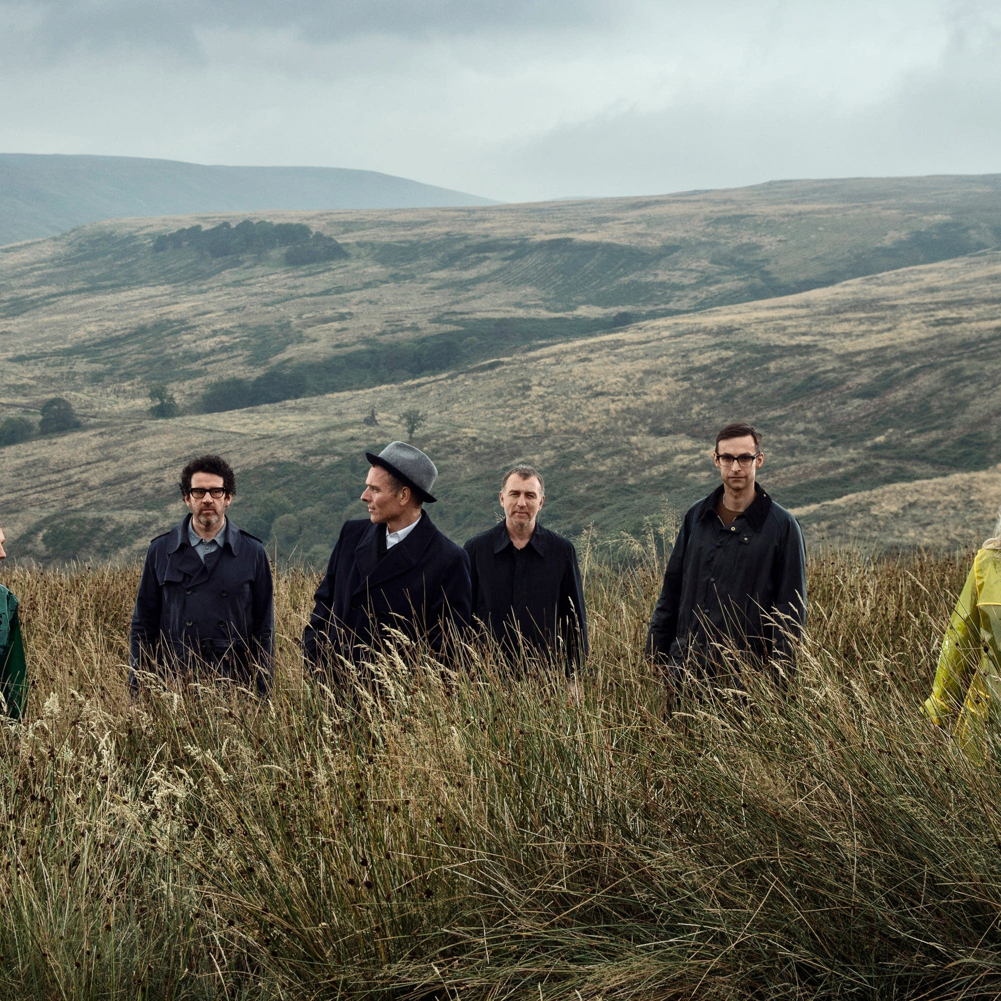 Belle and Sebastian in the Scottish Highlands