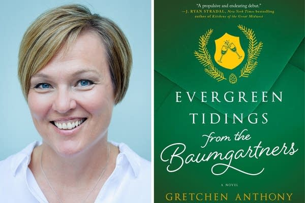 Gretchen Anthony, author of 'Evergreen Tidings from the Baumgartners'