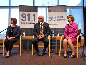 DFL Candidates for Governor on MPR News