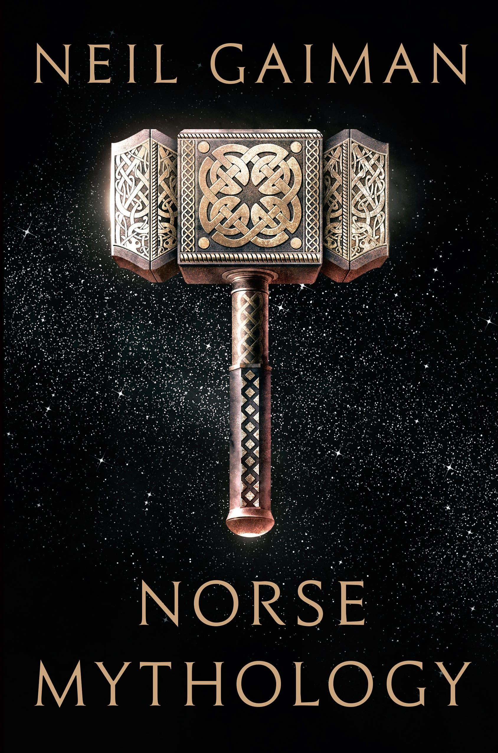 Neil Gaiman's 'Norse Mythology'