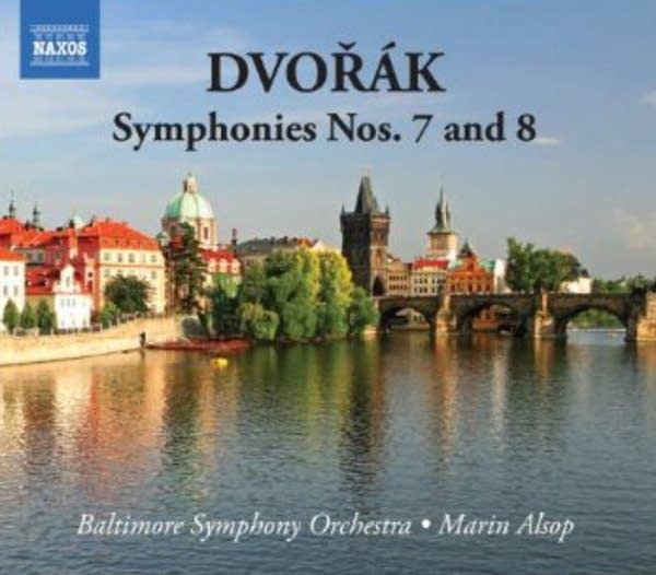 Dvorak -- Symphonies No. 7 & 8