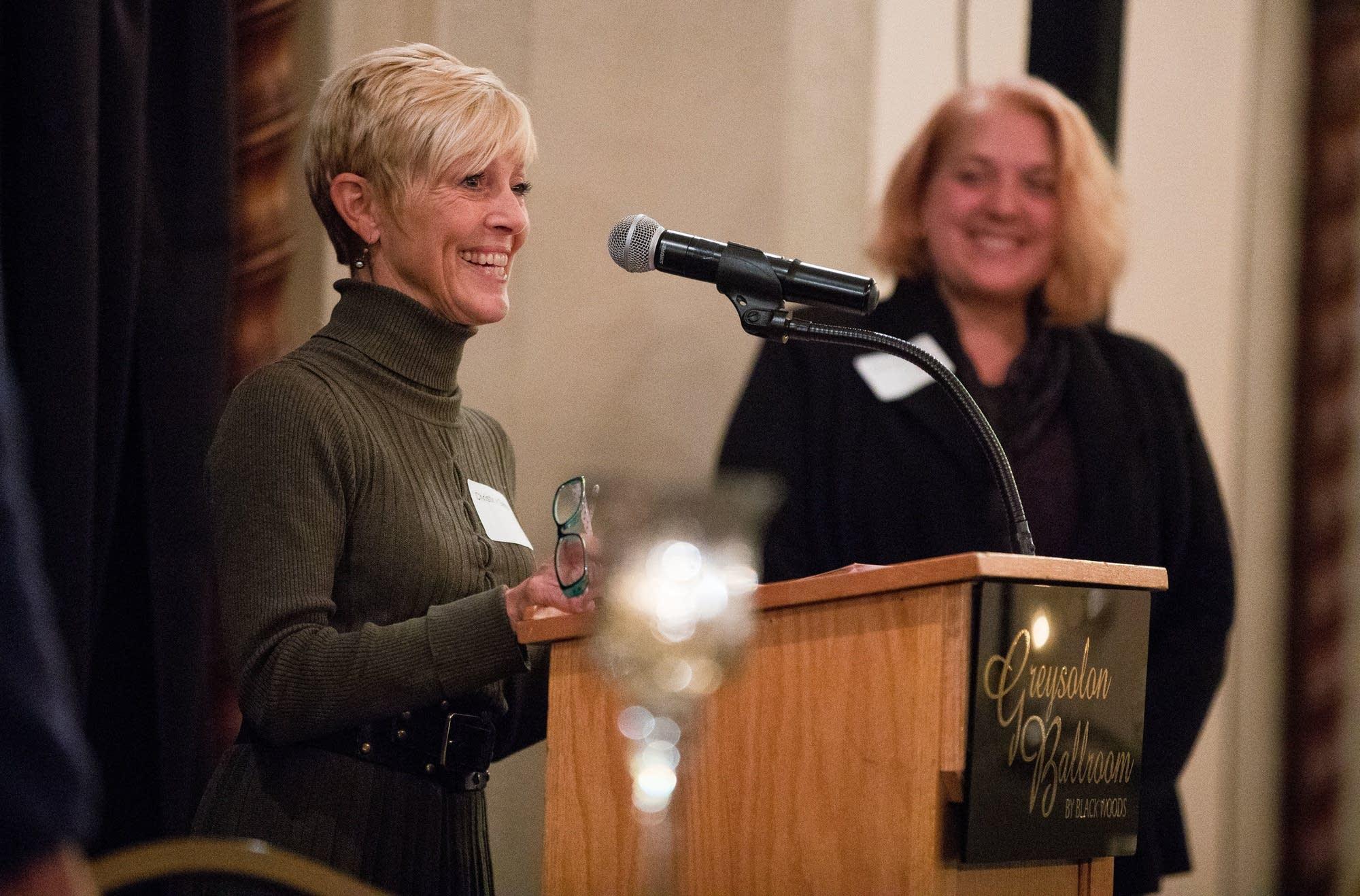 Duluth Playhouse director Christine Seitz