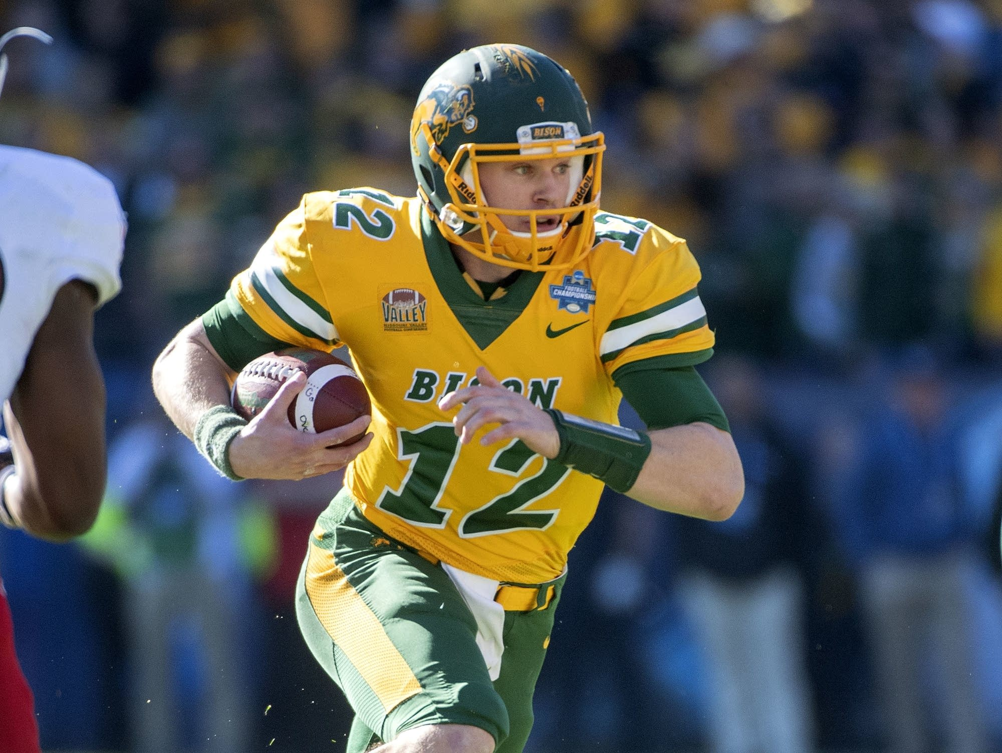 College Football North Dakota State Wins 7th Fcs Title Mpr News