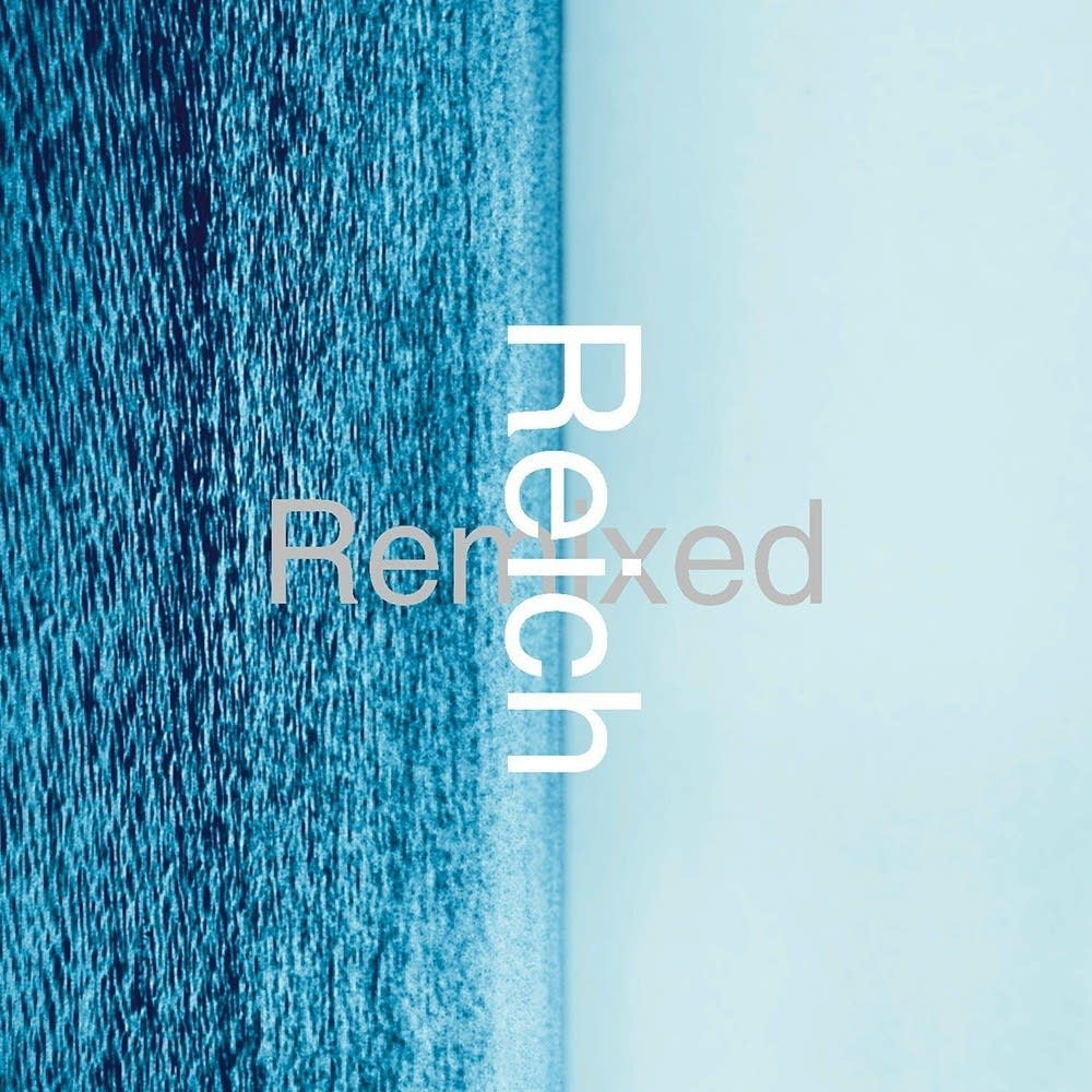 'Reich Remixed' album cover