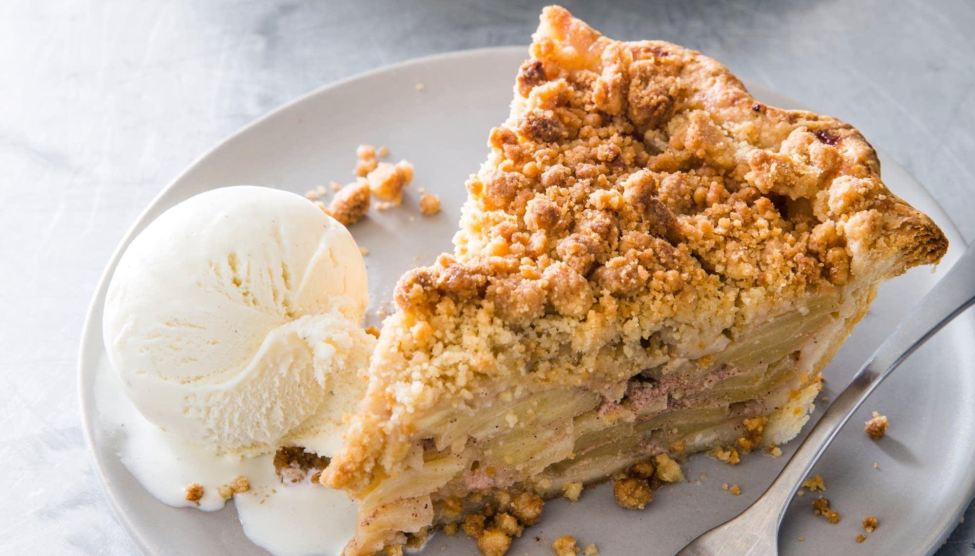 Pennsylvania Dutch Apple Pie   The Splendid Table