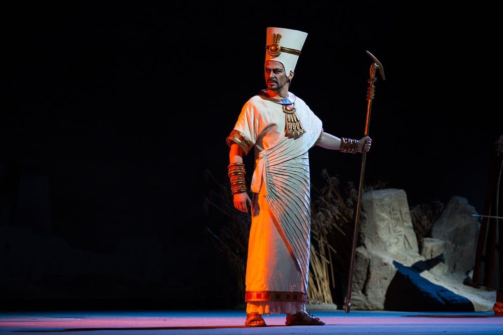 Štefan Kocan as Ramfis in Verdi's