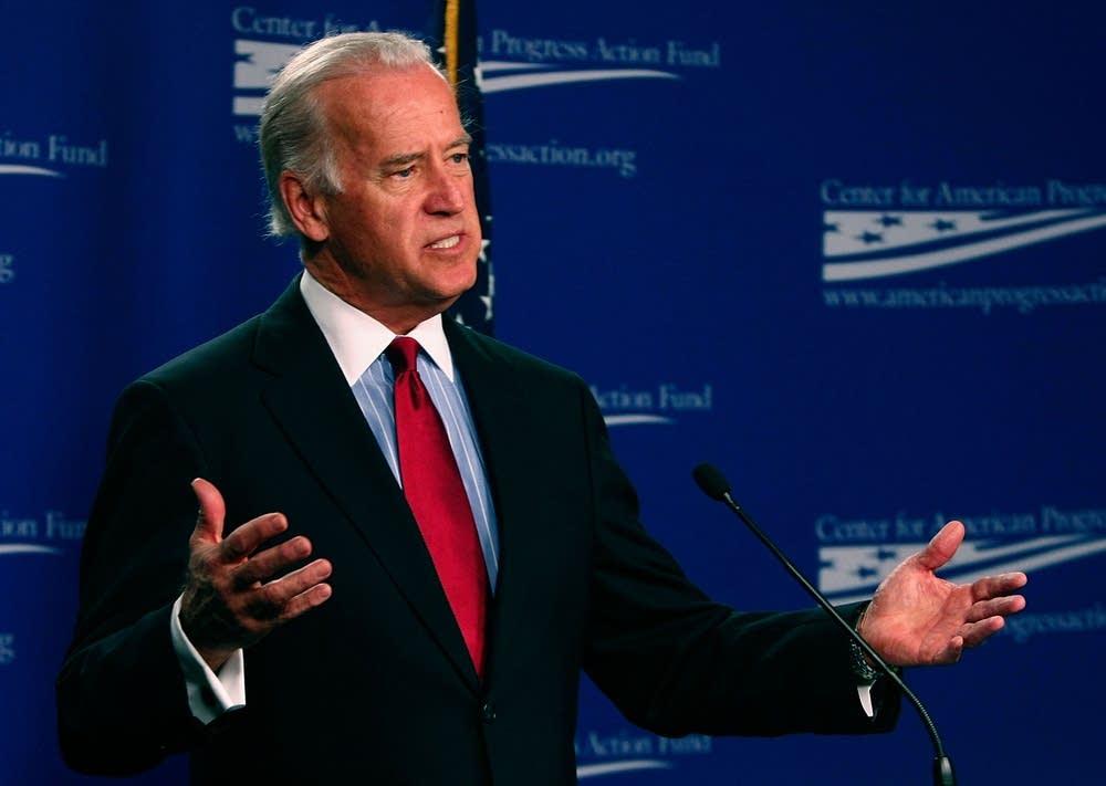Senator Joe Biden (D-DE)