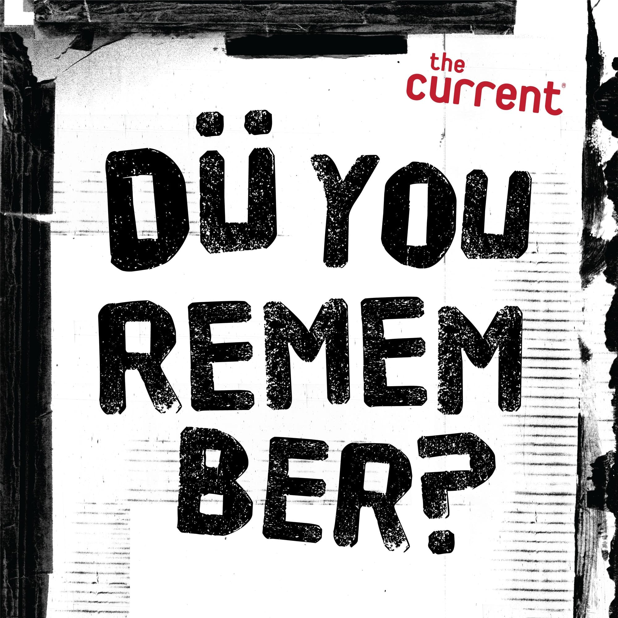 Do You Remember? A podcast about Husker Du