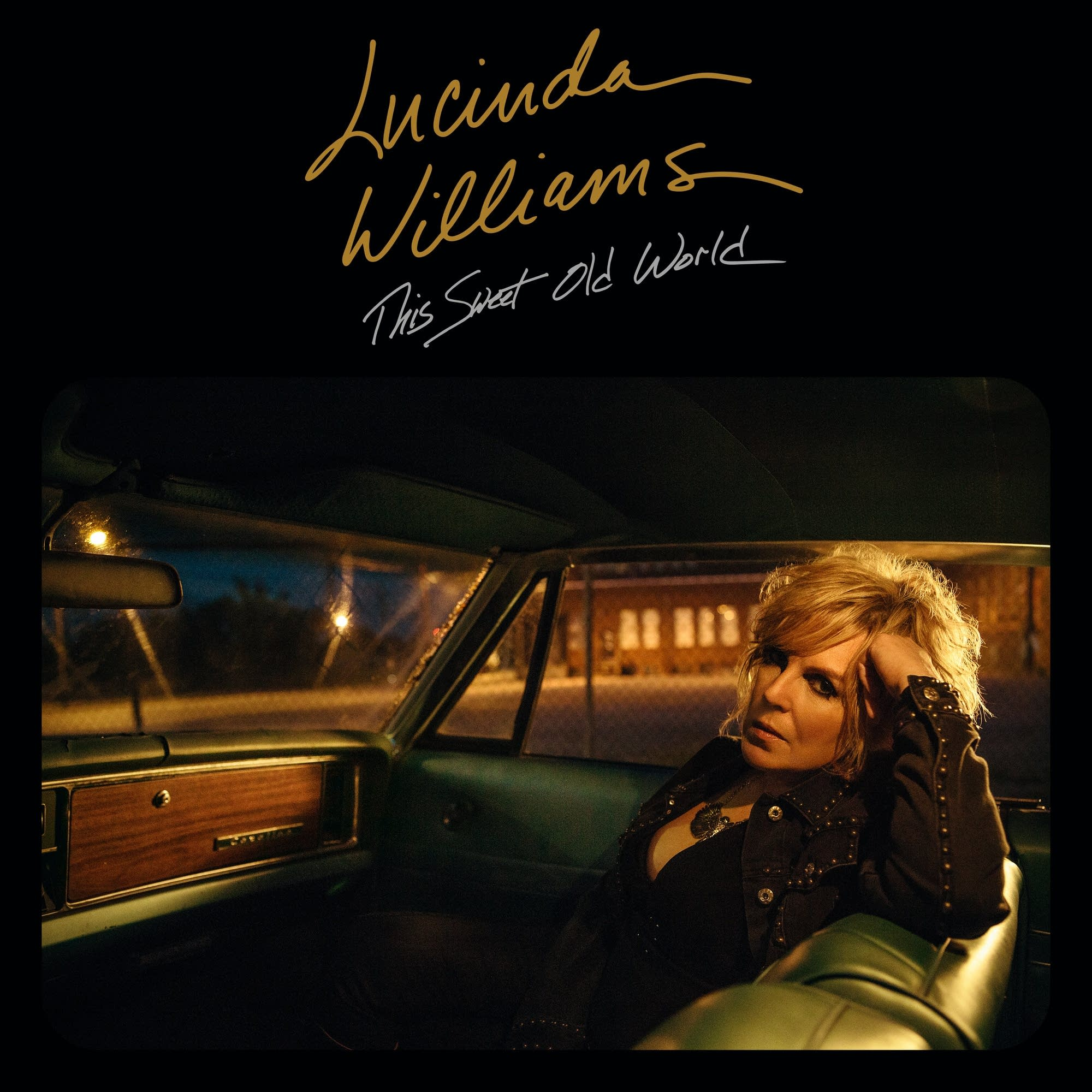 Lucinda Williams, 'This Sweet Old World'