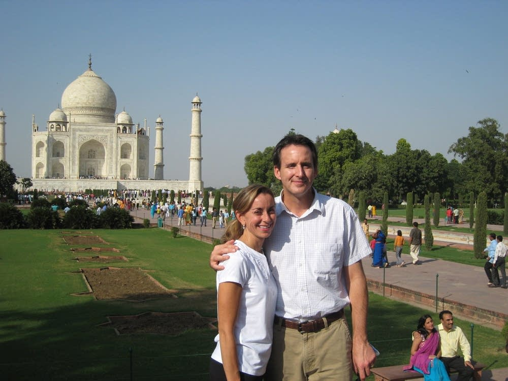 Pawlenty in India