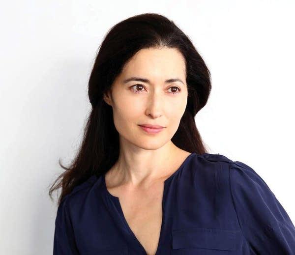 Novelist Charmaine Craig