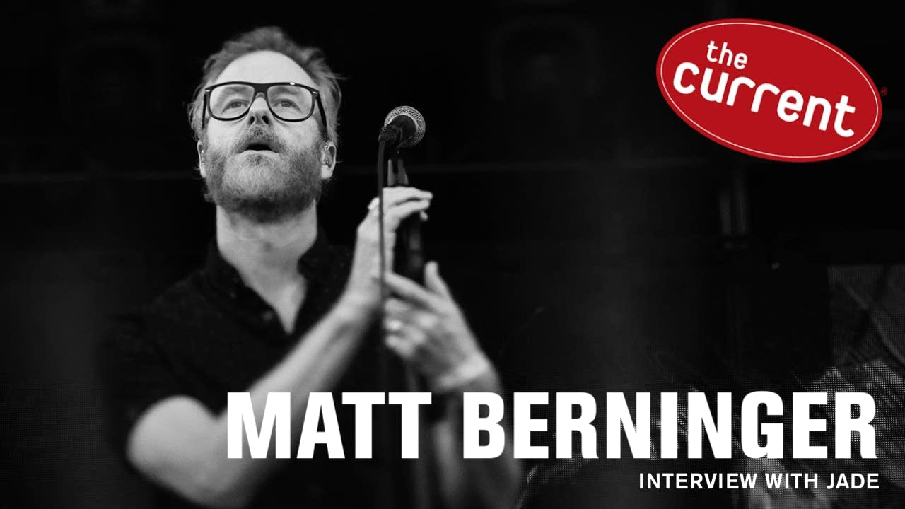 Matt Berninger - interview with Jade