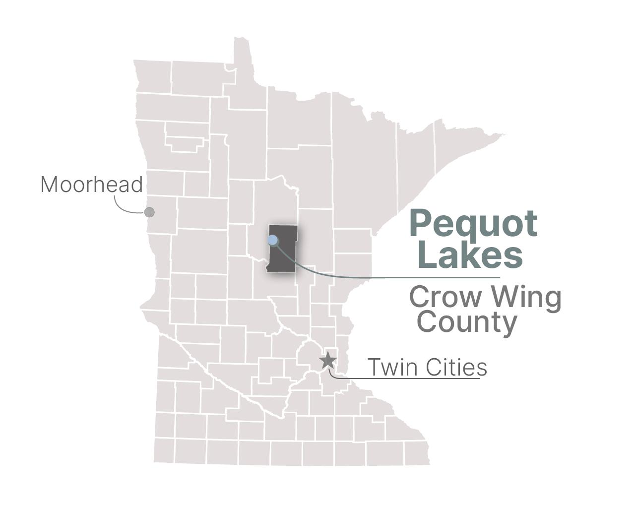 Pequot Lakes, Minn.