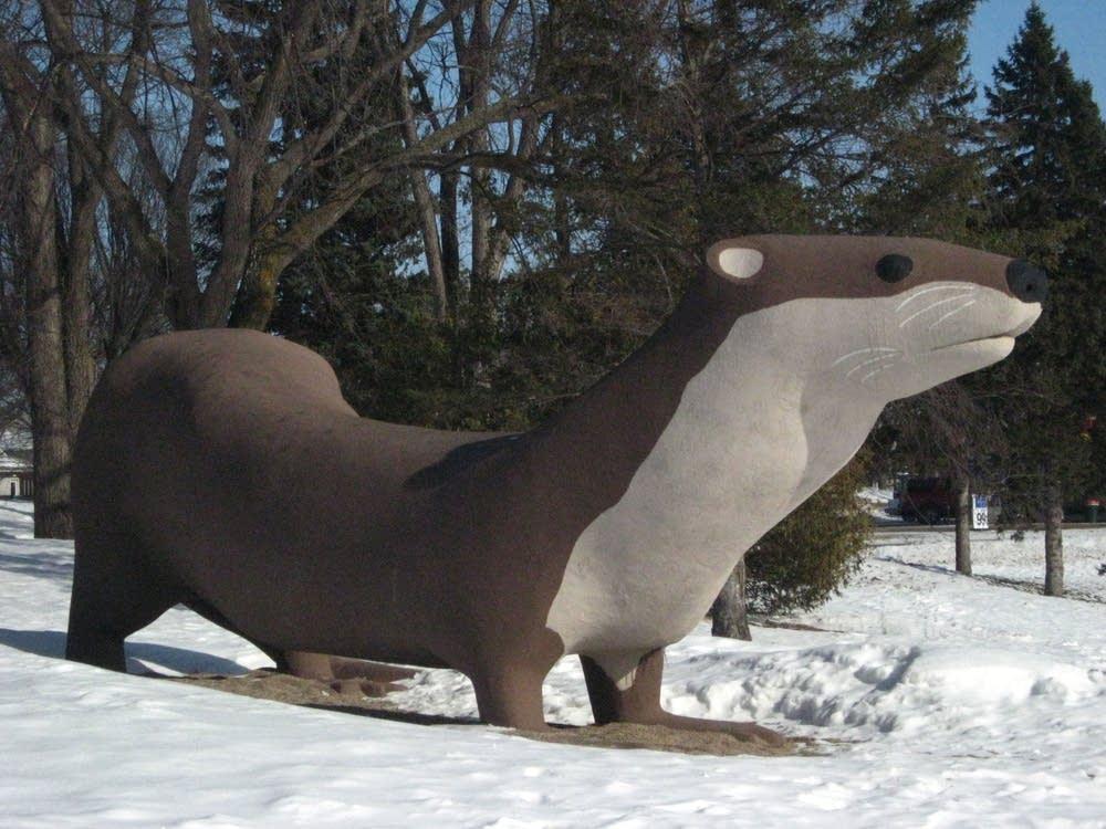 Fergus Falls' mascot