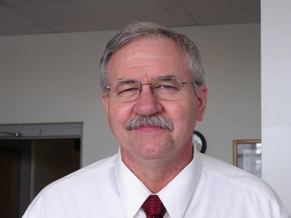 Mayor Ron Ronning
