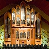 The Ardoin-Voertman Concert Organ [2008 Wolff] in the Margot and Bill Winspear Performance Hall, University of North Texas, Denton