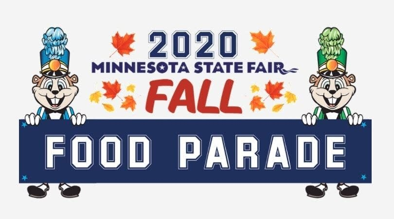 MN State Fair Fall Food Parade