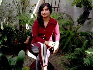 Composer Sarah Davachi