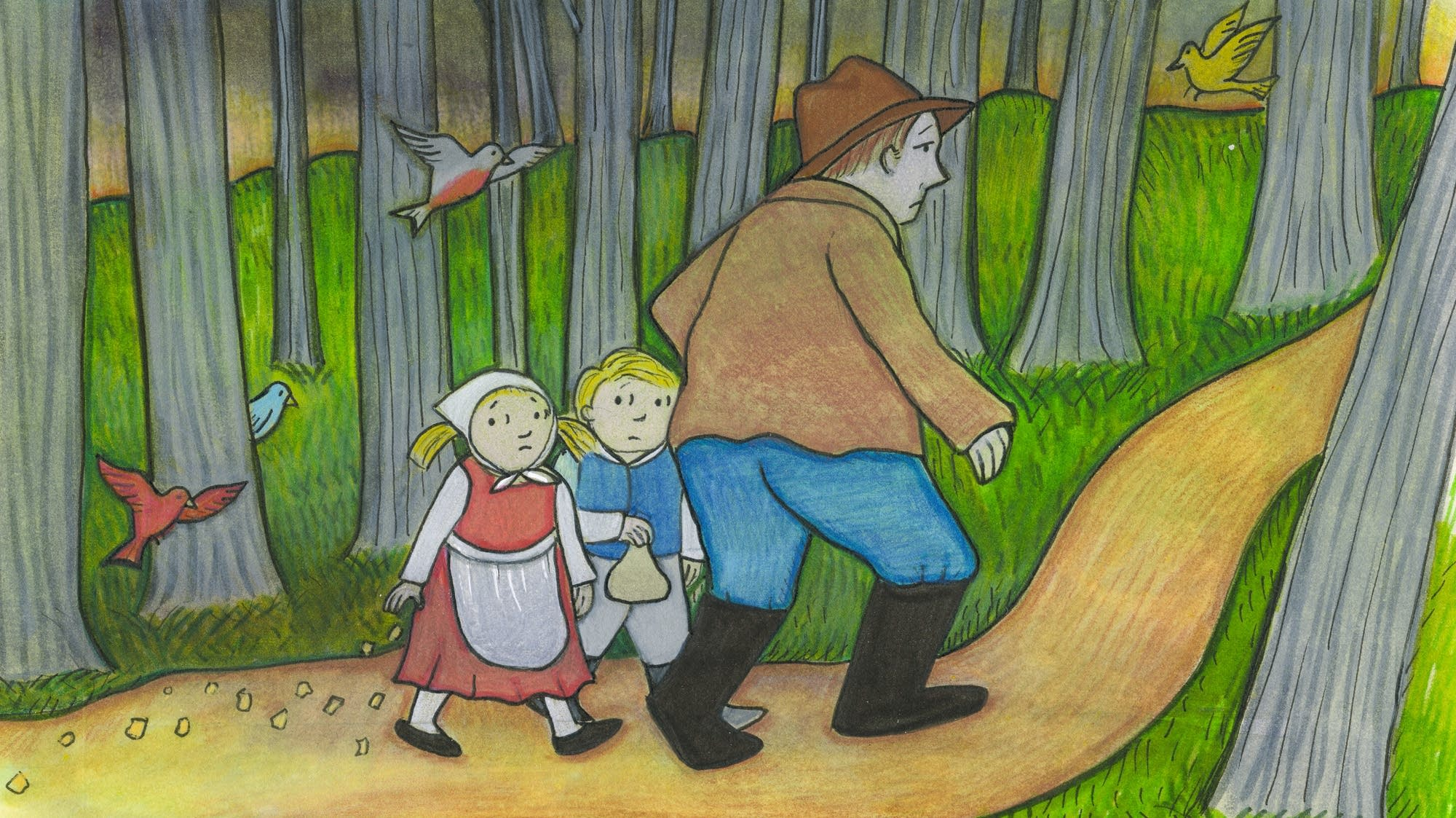 Classical Kids Storytime: Hansel and Gretel-06