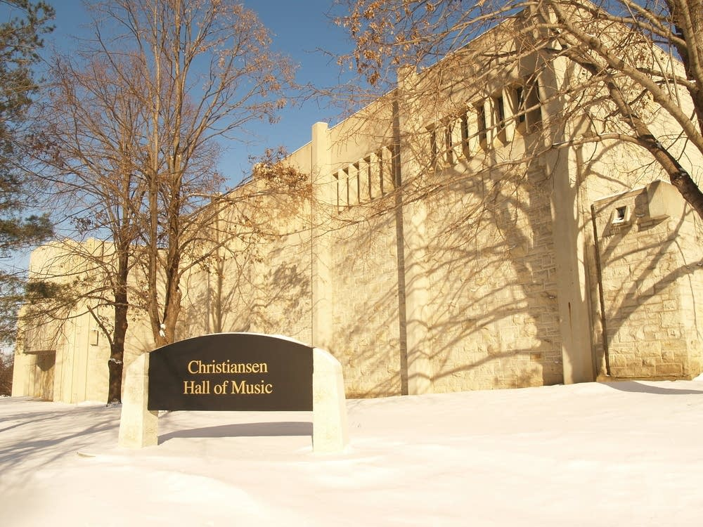 Christiansen Music Hall