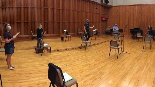 Ball State University Chamber Choir