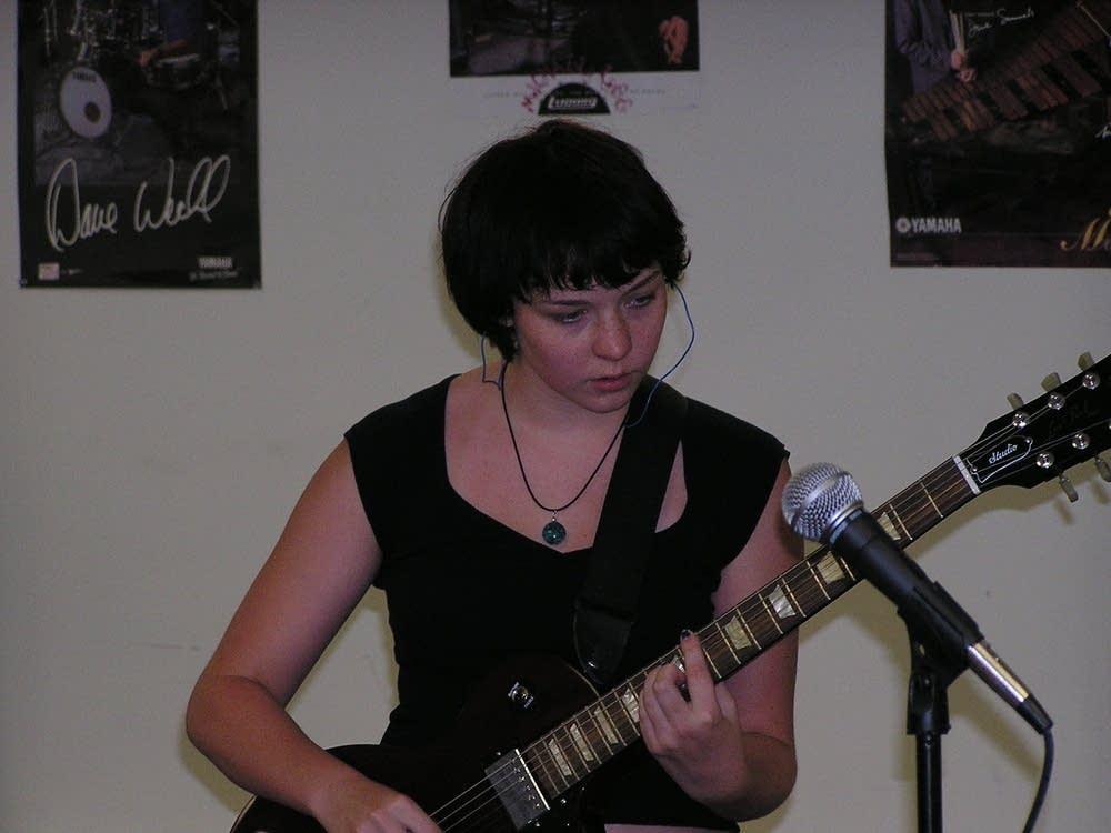 Sydnee Stratman