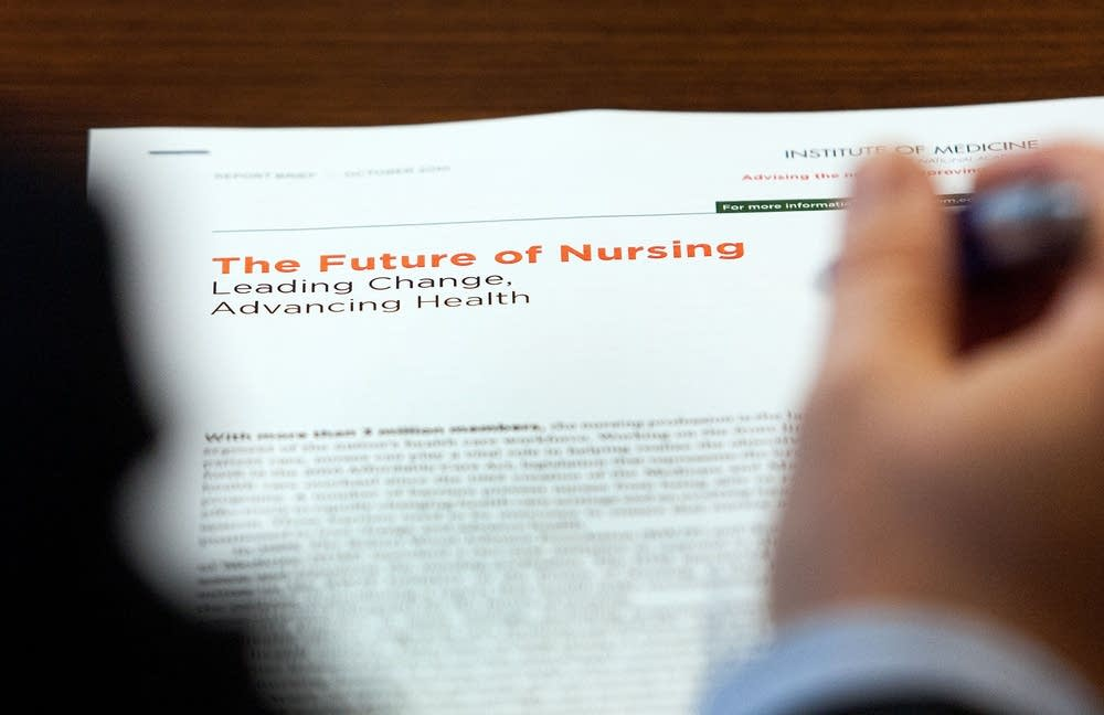Future of nursing