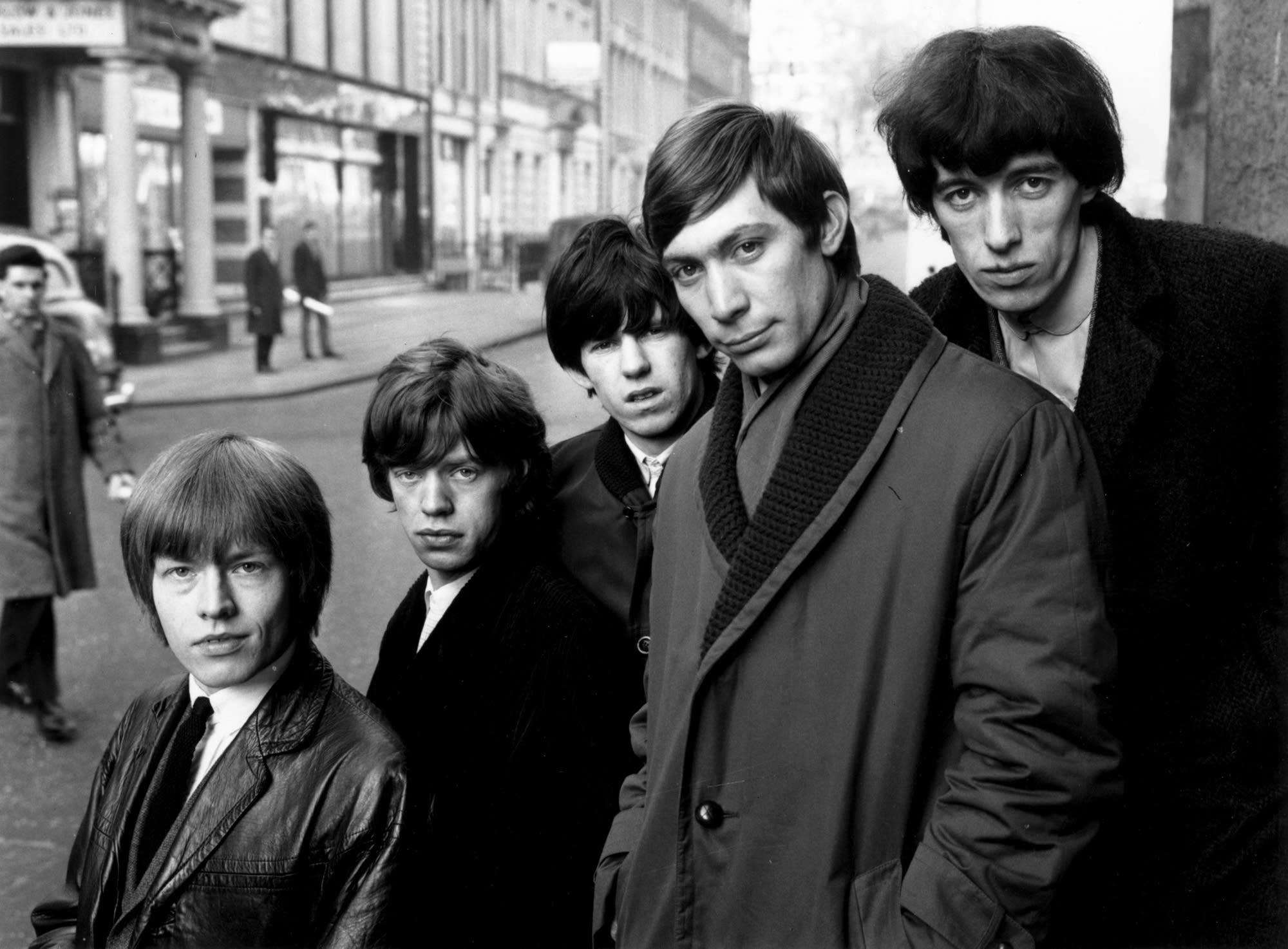 The Rolling Stones' Bill Wyman