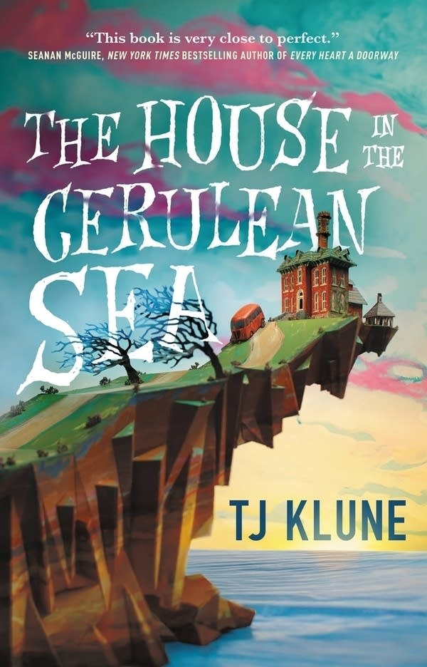 'The House in the Cerulean Sea' book cover