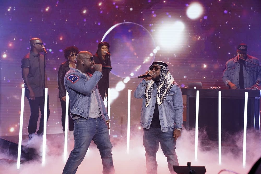 Big Boi performs on 'The Tonight Show Starring Jimmy Fallon'
