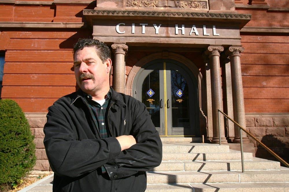 Faribault Mayor John Jasinski
