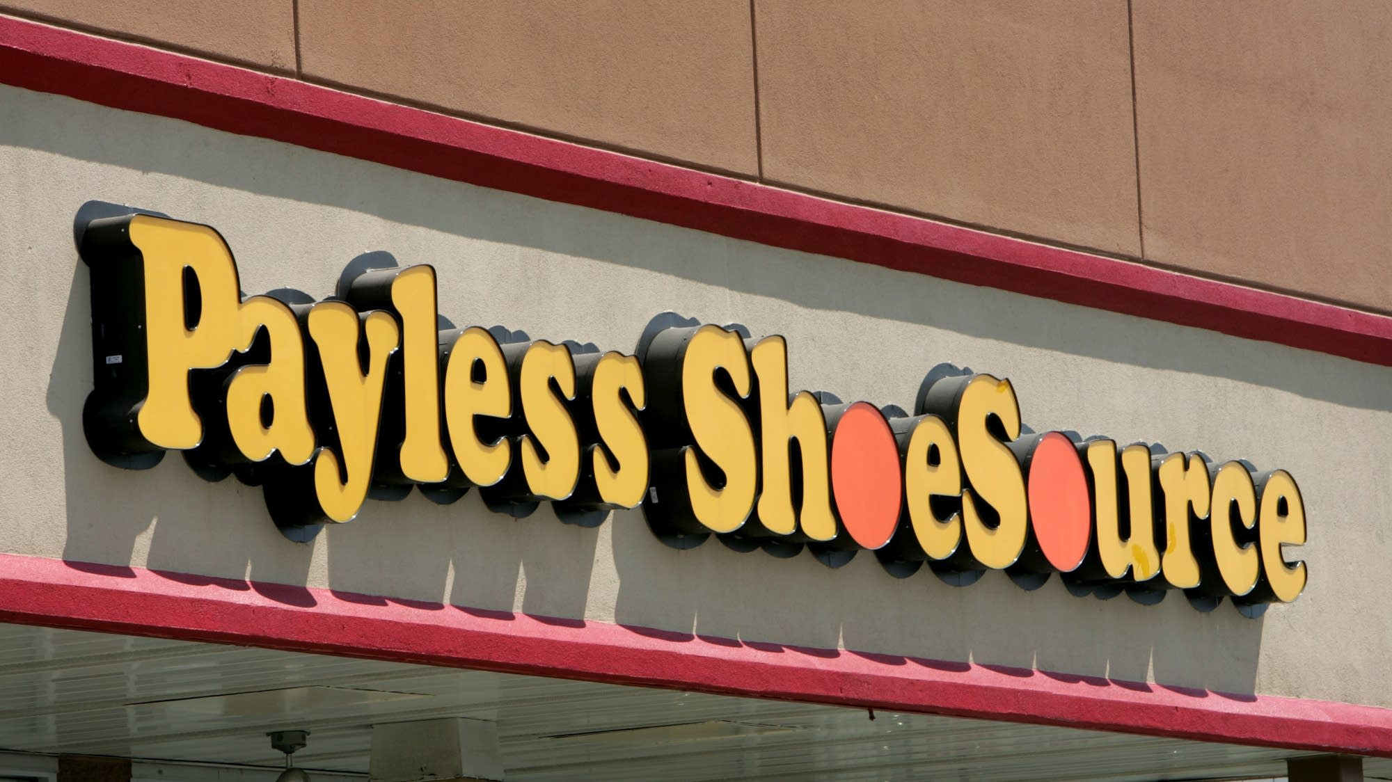 Payless ShoeSource storefront in Philadelphia