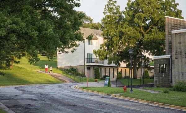 Bear Creek Christian Church also offers affordable housing.