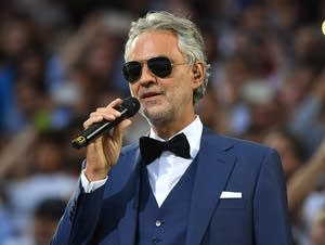 Andrea Bocelli in Milan