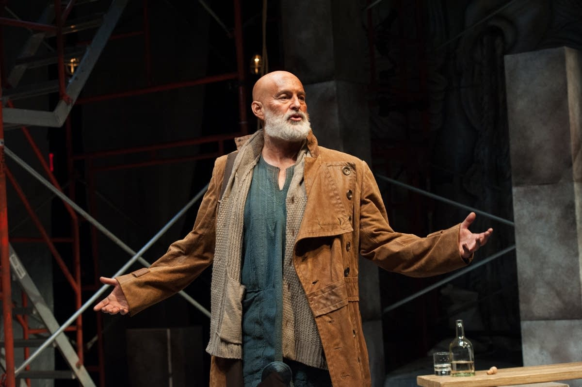 Stephen Yoakam, Guthrie Theater, An Iliad