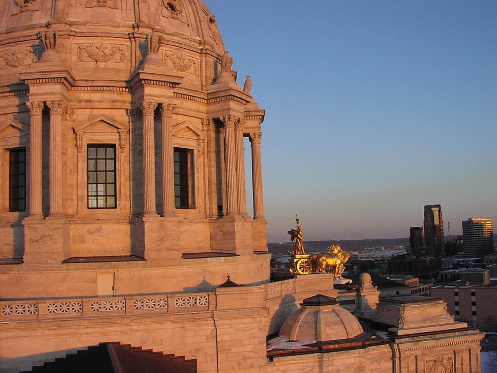 capitol roof
