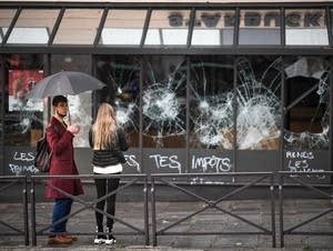 Paris Assesses Damage After Fourth Weekend of 'Yellow Vests' Protests
