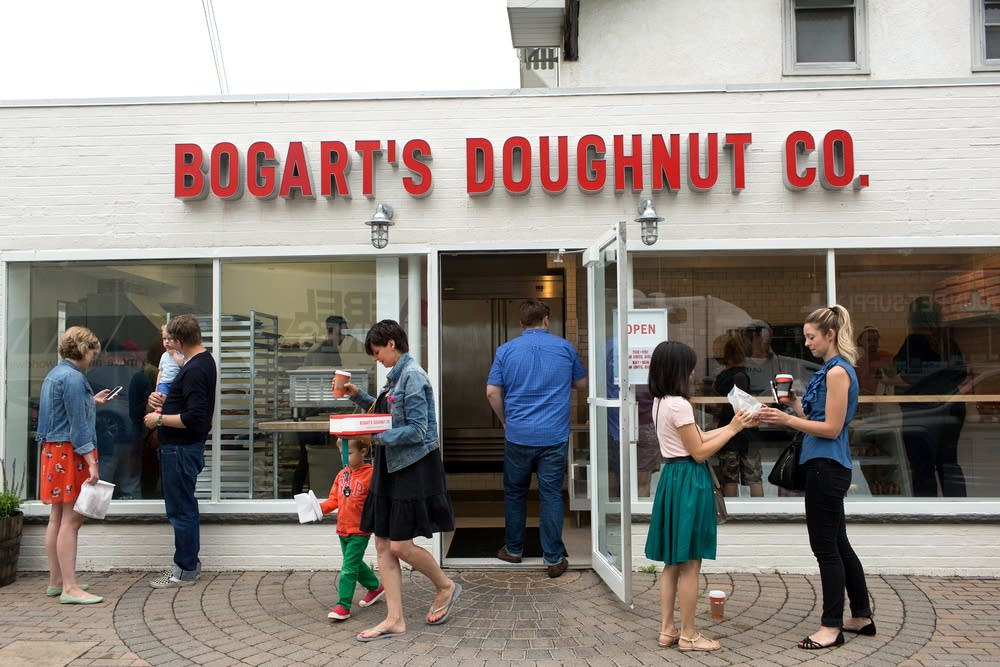 Bogart's Doughnuts