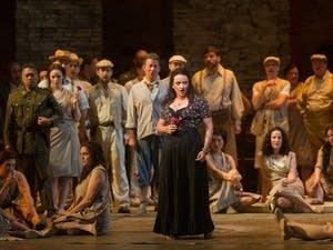 Met Opera's 'Carmen'