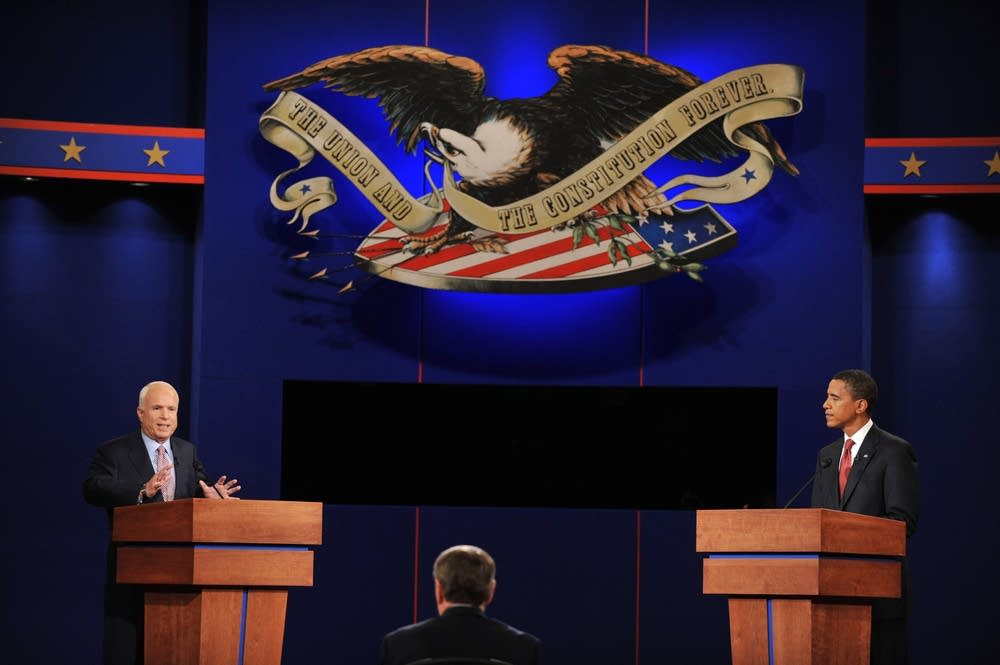 Presidential nominees debate in Mississippi