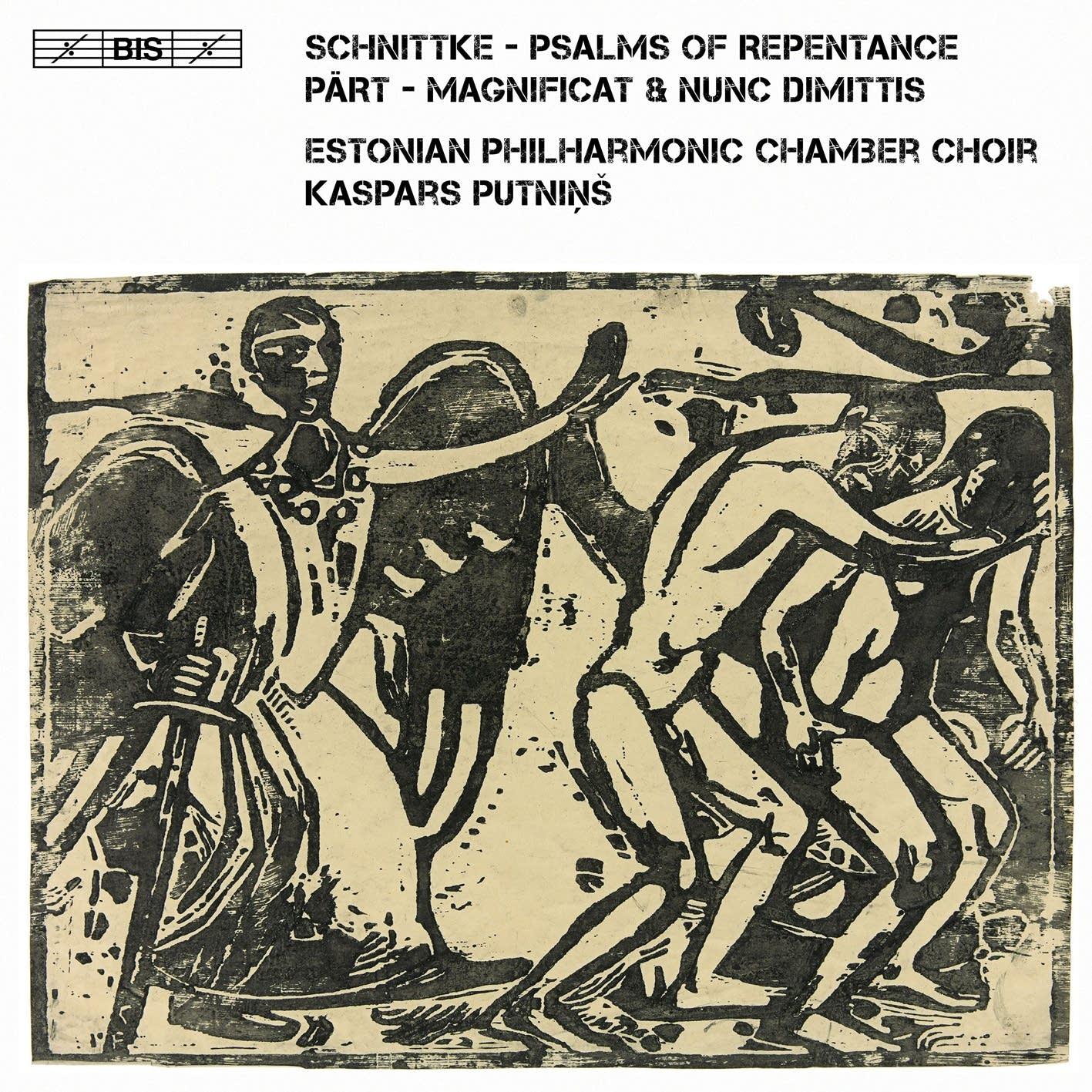 'Schnittke & Part - Choral Works'