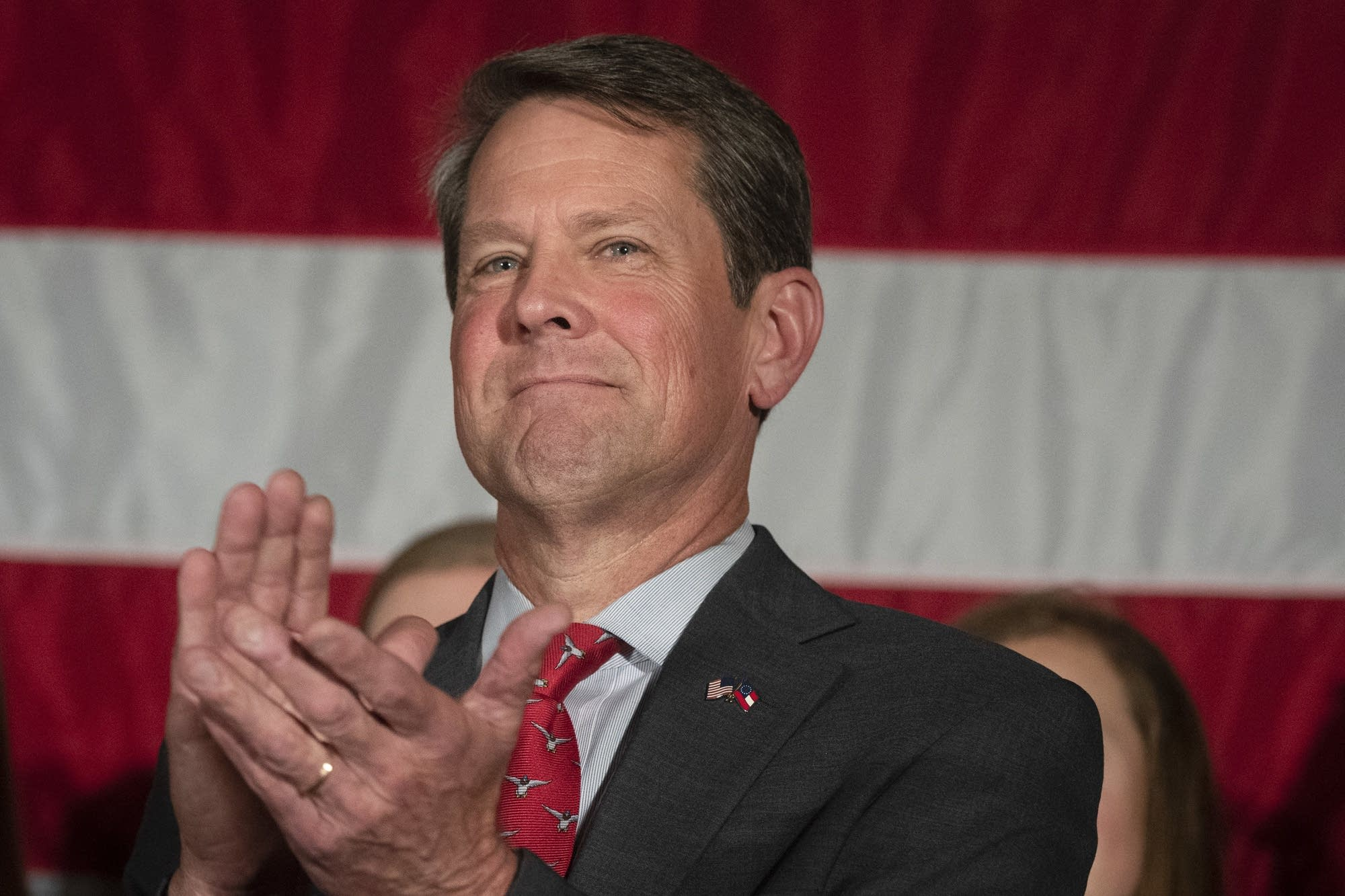 Georgia Secretary of State Brian Kemp