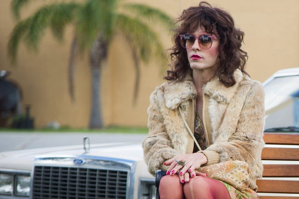 "Jared Leto as ""Rayon"""