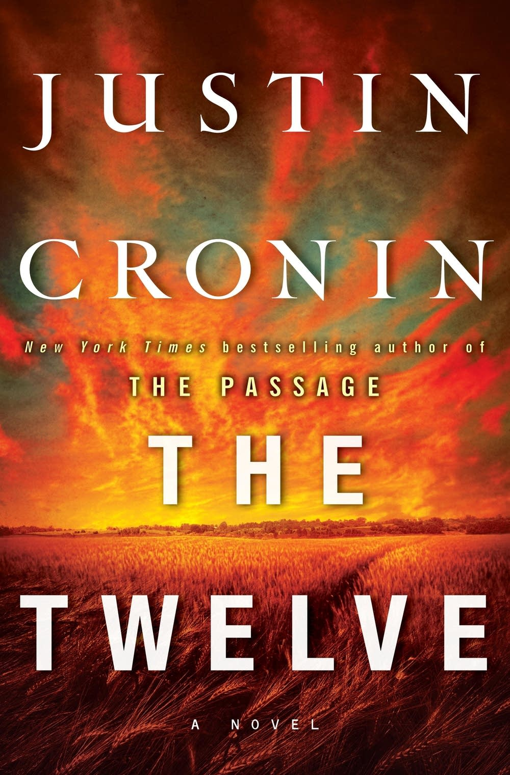'The Twelve' by Justin Cronin