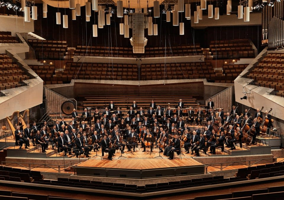 Berlin Philharmonic Tickets, Upcoming Schedule & Tour ...