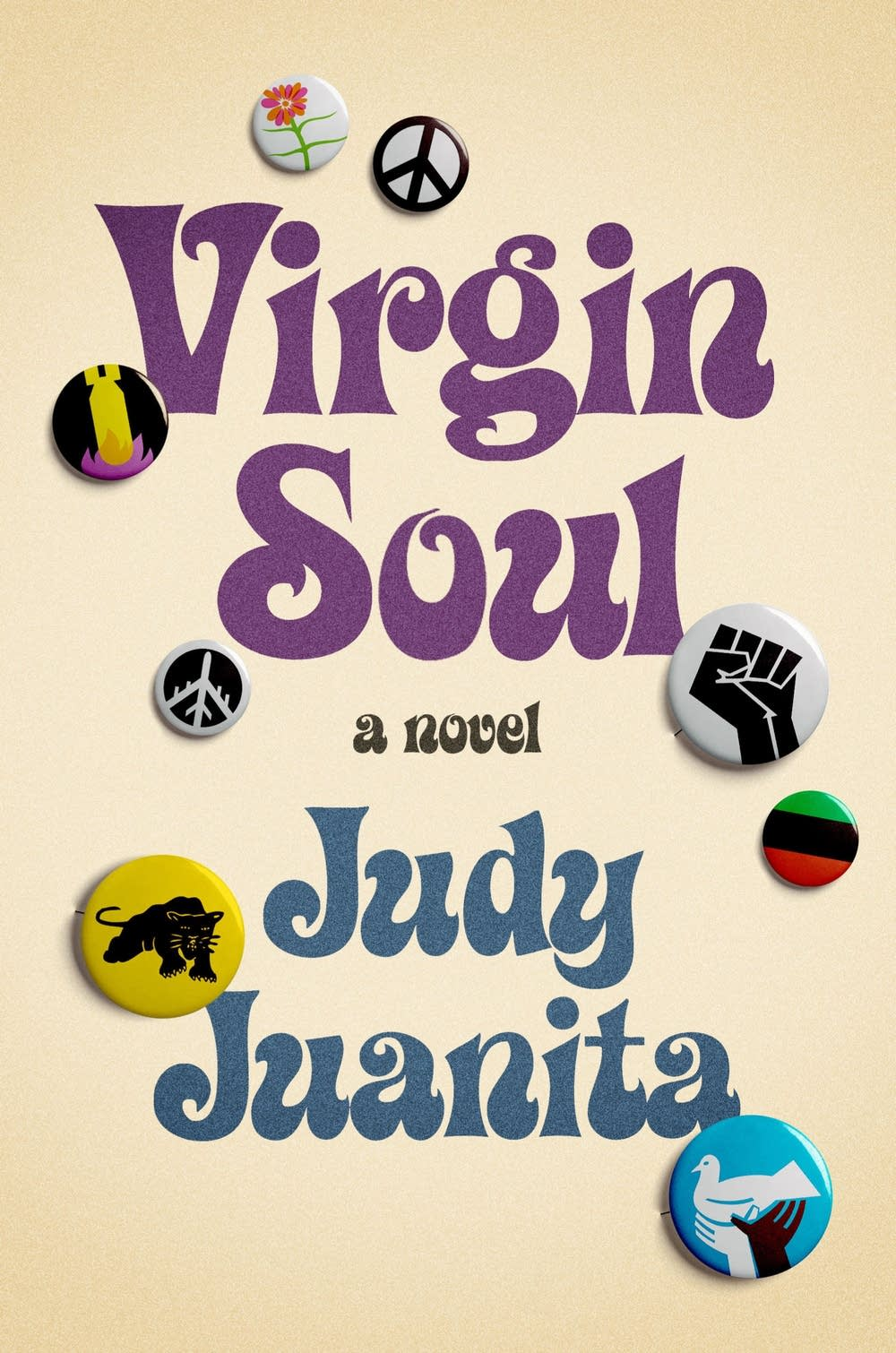 'Virgin Soul' by Judy Juanita