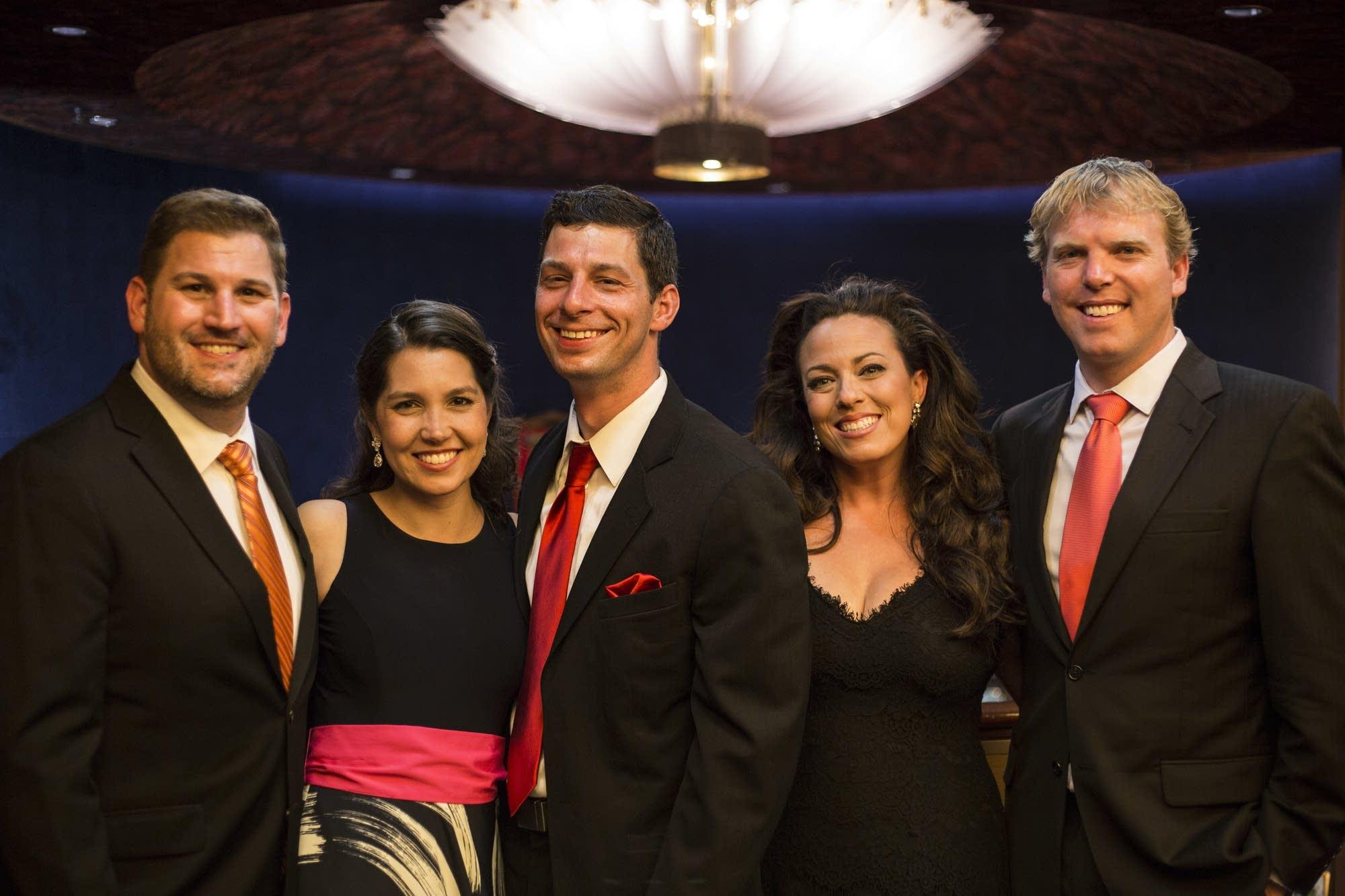 Invergordon - 22 - Opera Quartet