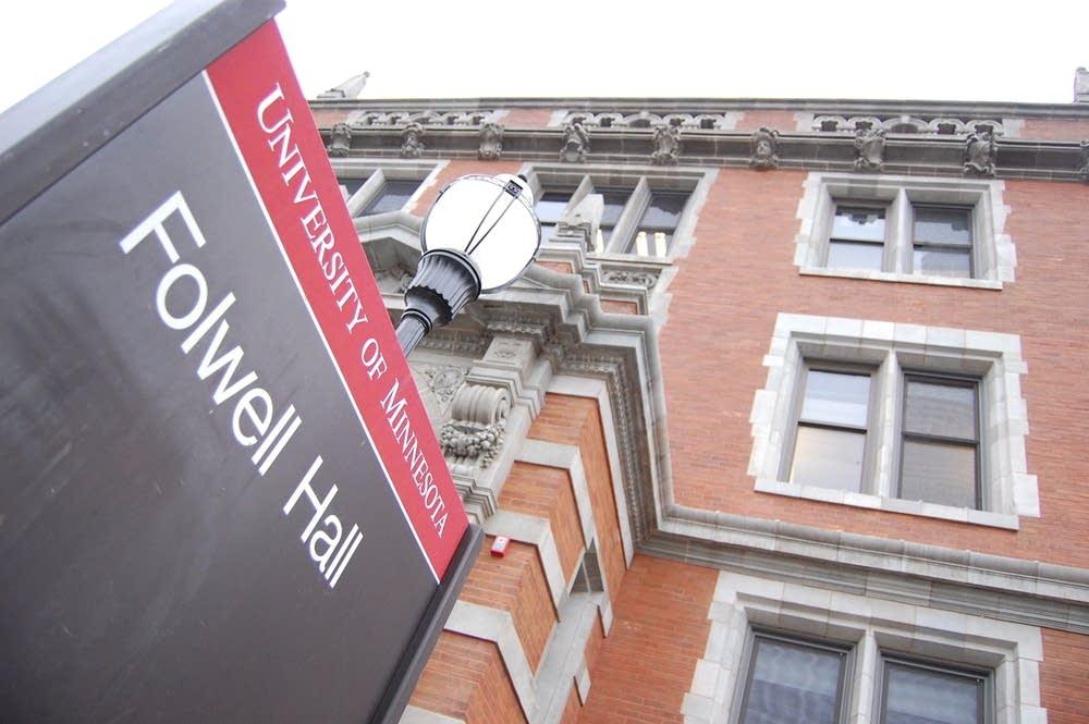 Folwell Hall